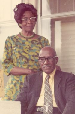 Rev Milford Smith Vaughn, Sr