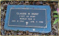 Sgt Claude H. Hurt