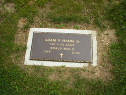 Adam Victor Hahn, Jr