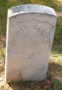 Anna J. <I>McWilliams</I> Goetze