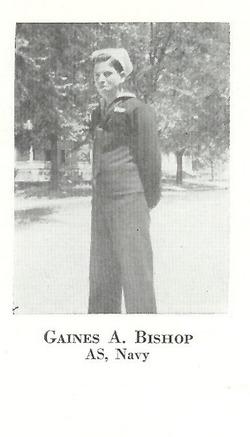Gaines A. Bishop