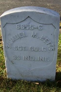 Samuel M. Betts