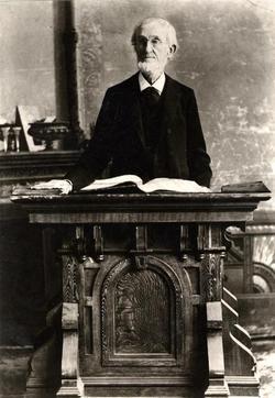 Rev James Clement Furman