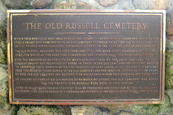 Old Russell Cemetery (Defunct)