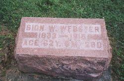 Sion W. Webster
