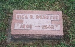 Higa B. Webster