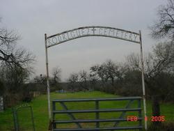 Rodriguez Cemetery