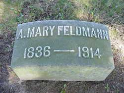 A. Mary Feldmann