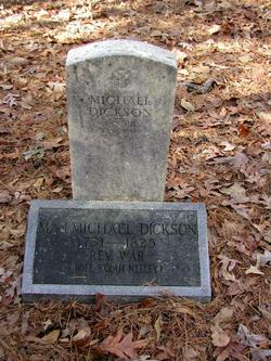 Maj Michael Dickson
