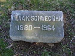 Lena Katharine <I>Feldman</I> Schwegman