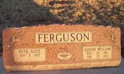 Albert W Ferguson