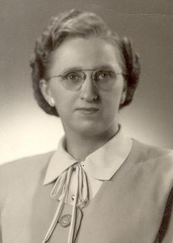 Ruth Evelyn <I>Ferguson</I> Ramsey