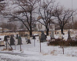 Long Valley Cemetery