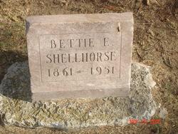 """Bethany Elizabeth """"Bettie"""" <I>Moore</I> Shelhorse"""