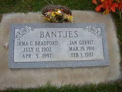 Jan John Gerrit Bantjes