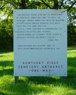 Kentucky Ridge Cemetery