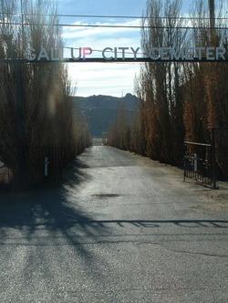 Gallup City Cemetery