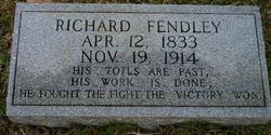 Richard F Fendley