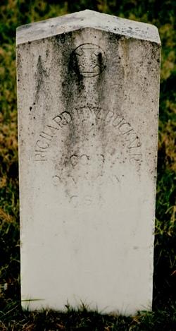 Pvt Richard Henry William Buckner