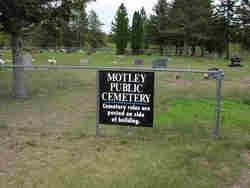 Motley Public Cemetery