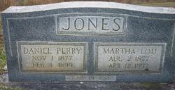 Martha Lou <I>Crabb</I> Jones