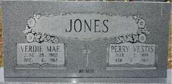 Verdie Mae <I>Wilson</I> Jones