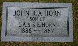 John R. A. Horn