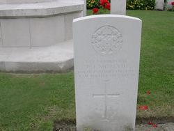 Corporal Thomas James McMATH