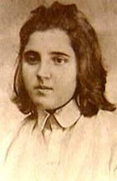 """Nadezhda Sergejevna """"Nadya"""" <I>Alliluyeva</I> Stalina"""