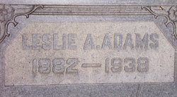 Leslie Asberry Adams