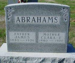Clara E <I>Sargent</I> Abrahams