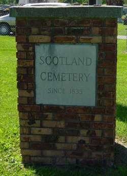 Scotland Cemetery