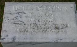 Lucille Watson <I>Tays</I> Pounds