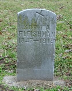 Sophia Fleishman