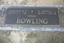 Barbara Ann <I>McCravy</I> Bowling