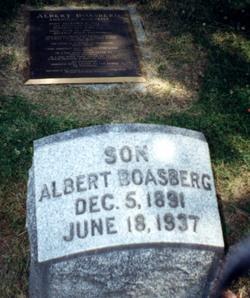 "Albert ""Al"" Boasberg"
