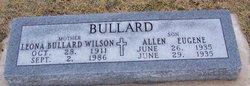 Allen Eugene Bullard