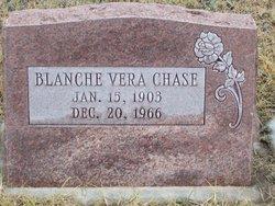 Blanche Vera Chase