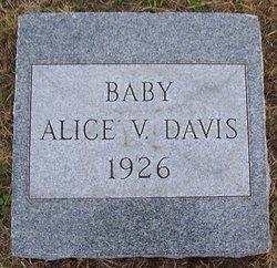 Alice V. Davis