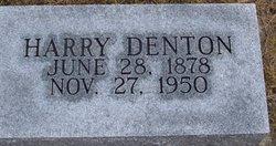 Harry Denton