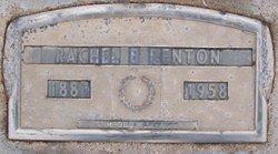 Rachel Edith <I>Green</I> Denton