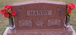Arva M. Handy