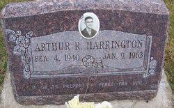 Arthur Ray Harrington