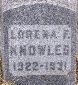 Lorena Fern Knowles