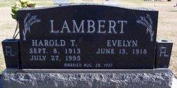 Harold T. Lambert