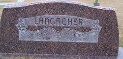 Amos Langacher