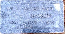 Melissa Marie Massoni