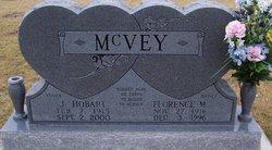 Florence Maurine <I>Davis</I> McVey