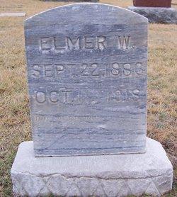 Elmer William Mullenix