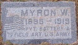 Myron W. Nelson